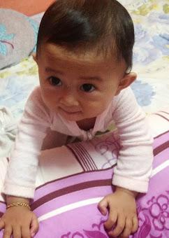 Rania 10 bulan