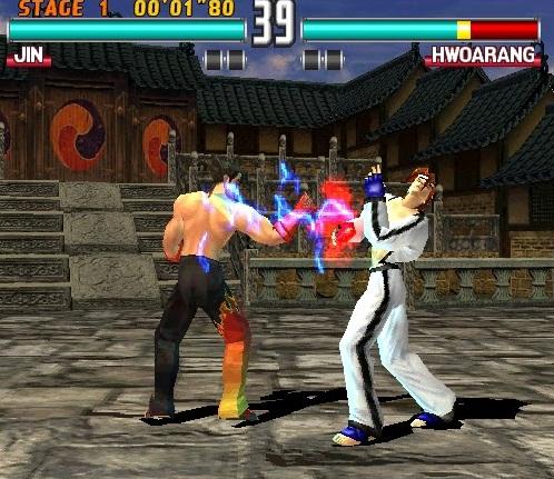 Download Tekken 3 PC Game Full Version Highly Compressed