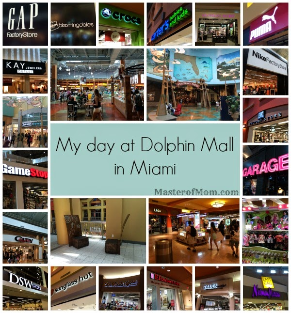 Dolphin Mall in Miami Florida