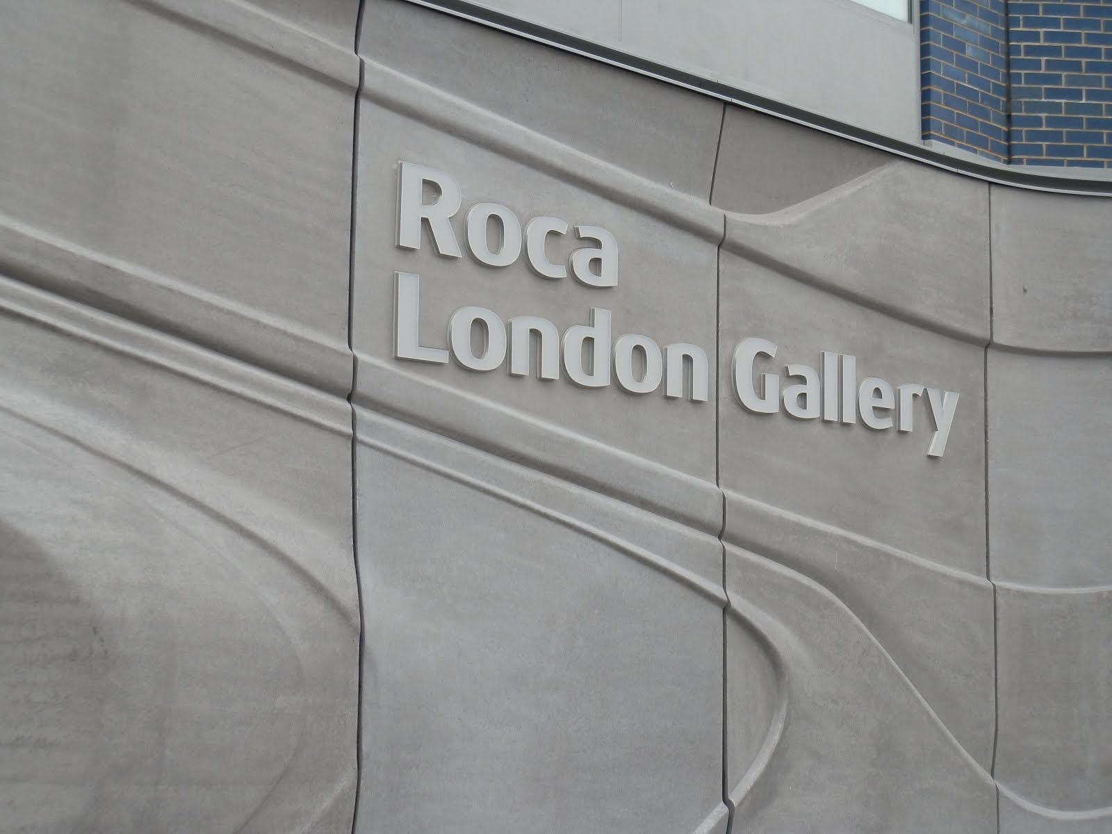 Livin Sponge Roca London Gallery By Zaha Hadid