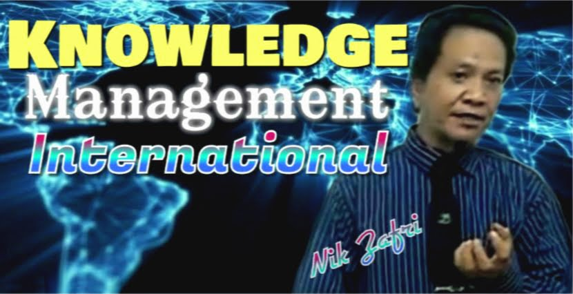 Global Knowledge Management and Economy - Nik Zafri