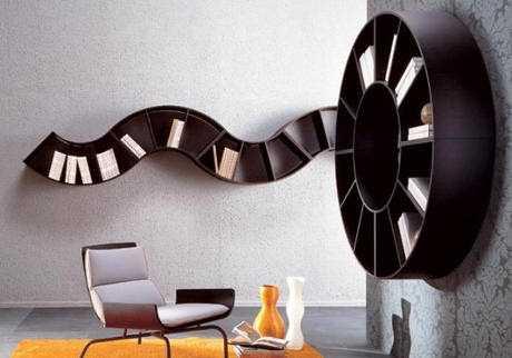 Creative Shelves koolpiccs: amazing creative shelves