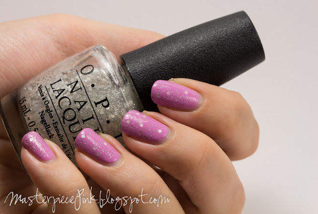OPI - Piroutette My Whistle, Lucky Lucku Lavender