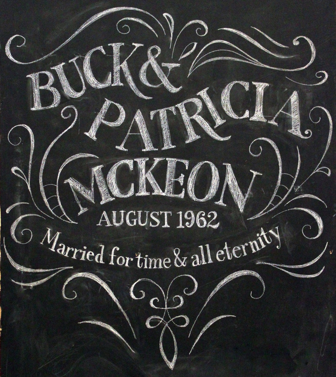 chalkboard design this is the design i drew up