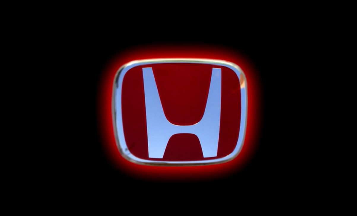 wallpapers hd honda car brand logo red high definitions