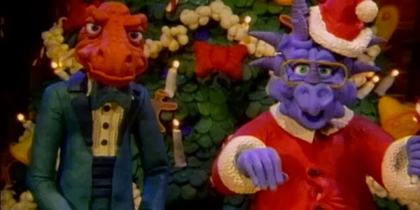 Me and You and a Blog Named Boo: Will Vinton's Claymation ...