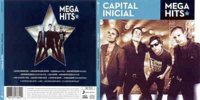 Mega Hits Capital Inicial CD 2015
