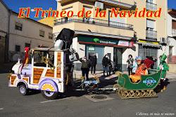 EL TRINEO DE LA NAVIDAD