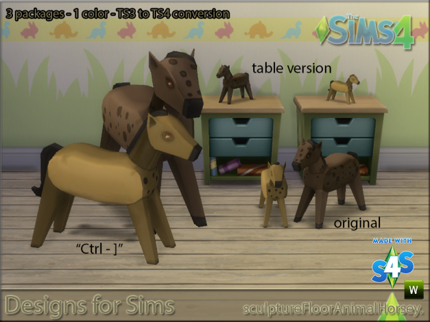 Sims 4 cc's   the best: ts3 strollers, plants and more by designs ...