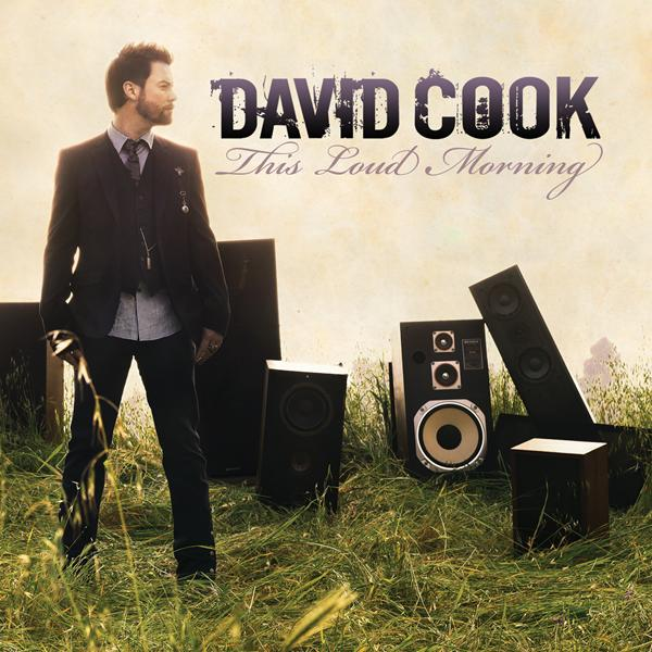 david cook this loud morning album cover. This Loud Morning will be