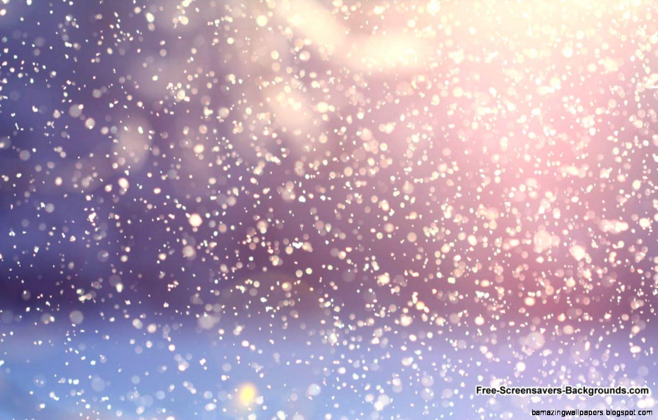 Snowflakes Falling wallpaper  1440x900  57819