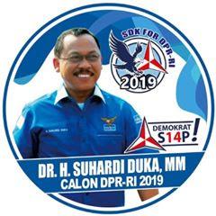 DR H SUHARDI DUKA, MM
