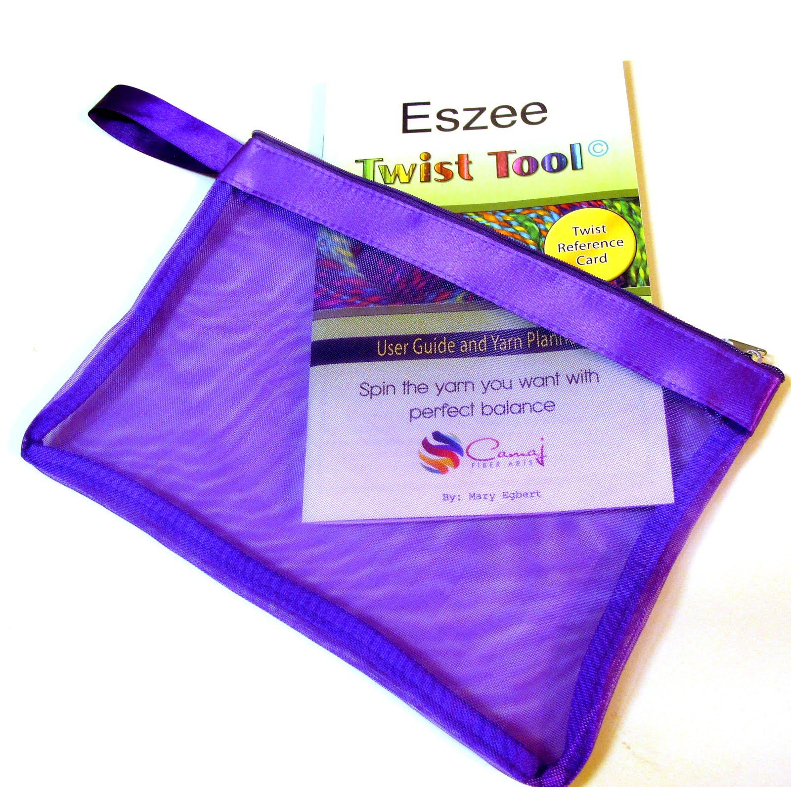 Eszee Twist Tool and Yarn Planner