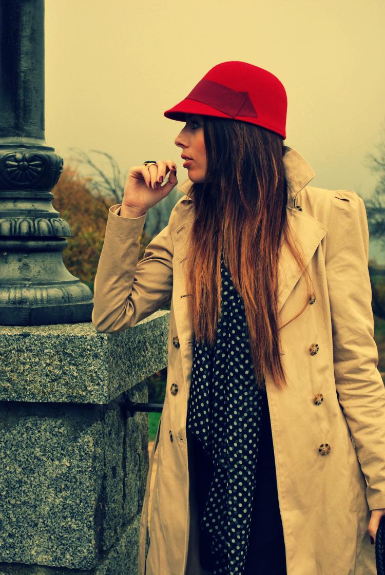 Sombrero estilo ecuestre - equestrian style hat