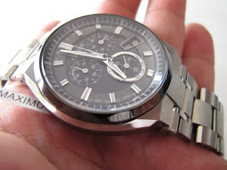SOLD CITIZEN CHRONOGRAPH RADIO CONTROLLED - WORLD TIME - ECO DRIVE PART B - DURATECT TITANIUM