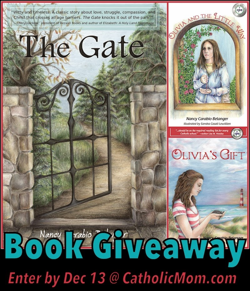 Catholicmom.com Book Giveaway