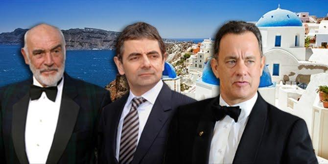 Οι ξένοι επώνυμοι που έχουν σπίτι στην Ελλάδα