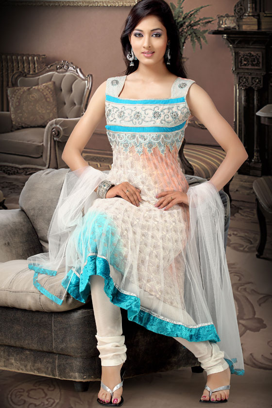 Anarkali Dress Design Games
