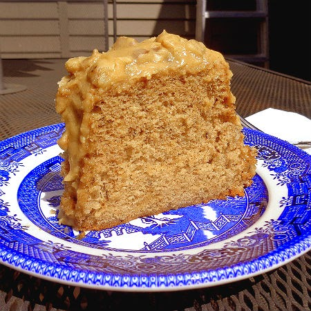 Recipe rocky mountain cake
