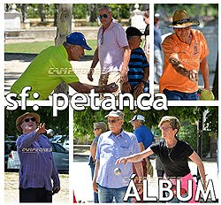 SAN FERNANDO: Petanca Aranjuez