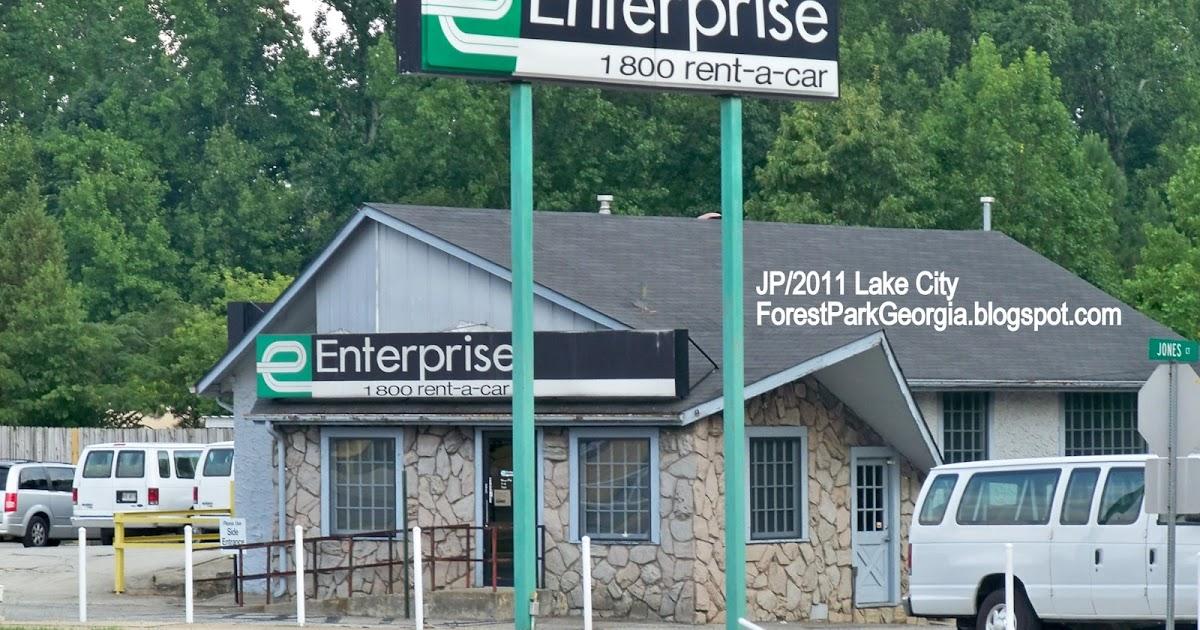 Enterprise Rent A Car In Georgia