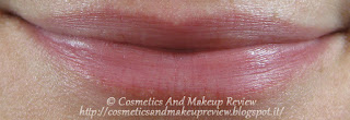 Benecos - Natural Lipstick Peach - labbra al naturale