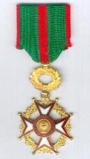 Mérite Philanthropique Grande Médaille Argent