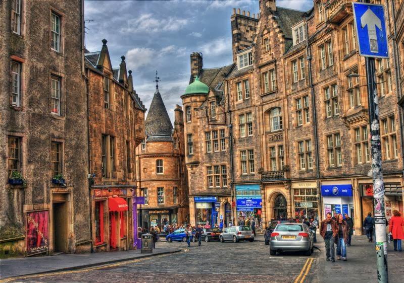 Edimburgo el corazón de Escocia | viajaBonito viajes, turismo, tips ...
