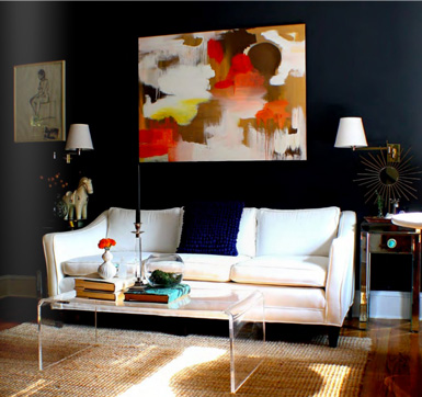 """belle maison: The Height of Chic - Spaces that will Make You Say """"Oh, la, la!"""""""