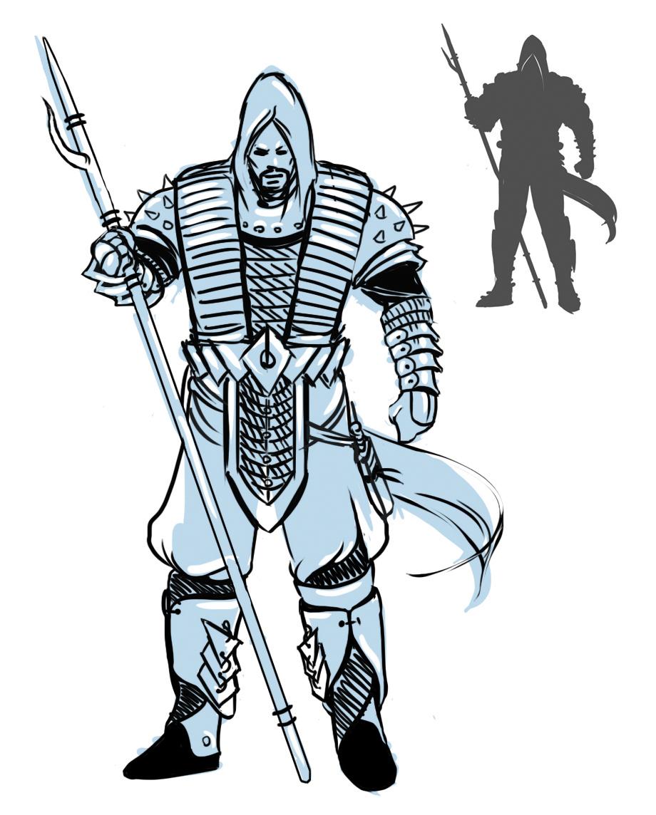 Bandygrass: Warrior Designs Round 1