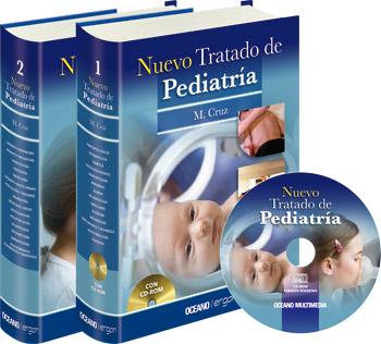Nuevo Tratado de Pediatría   M. Cruz, 2 Volumenes [Libro + CD]