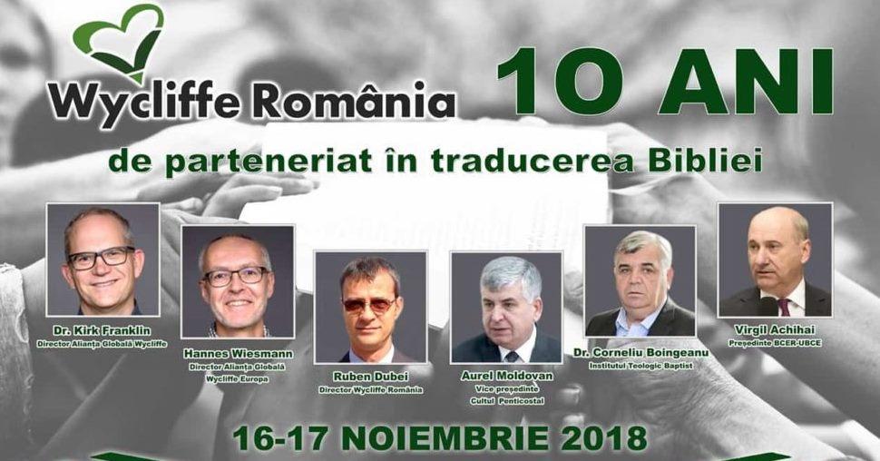 PROMO: Wycliffe România