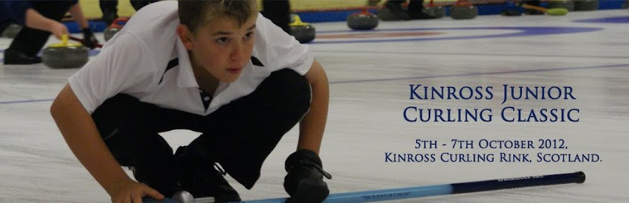 Kinross Junior Curling Classic