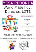 World Pride hoy: Derecho LGTB