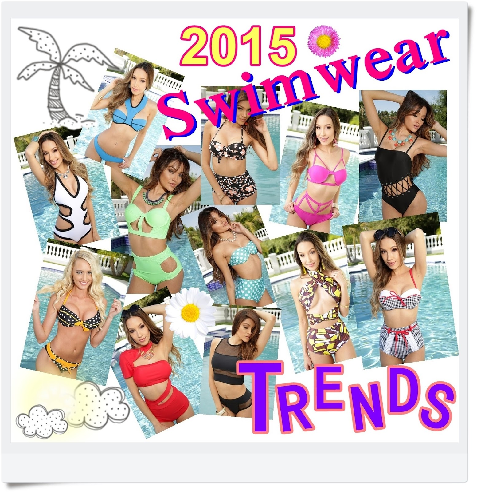 new swimwear trends