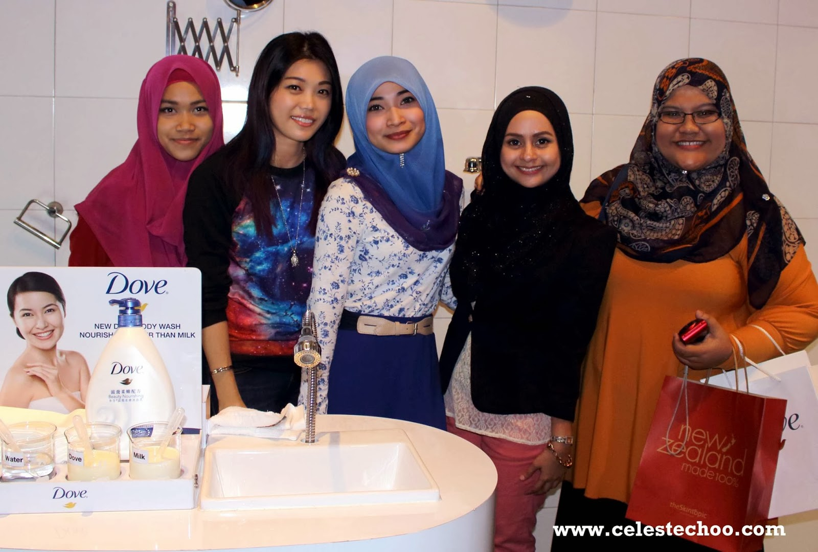 dove-school-of-skindulgence-malaysia-launch
