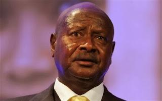Uganda President, Yoweri Museveni
