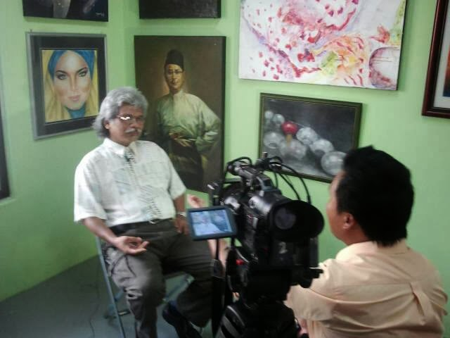 Wawancara RTM di PeRUPA