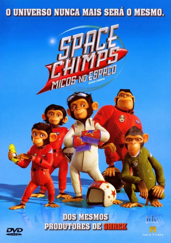 Space Chimps: Micos no Espaço – Dublado