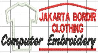 Bordir Komputer Jakarta