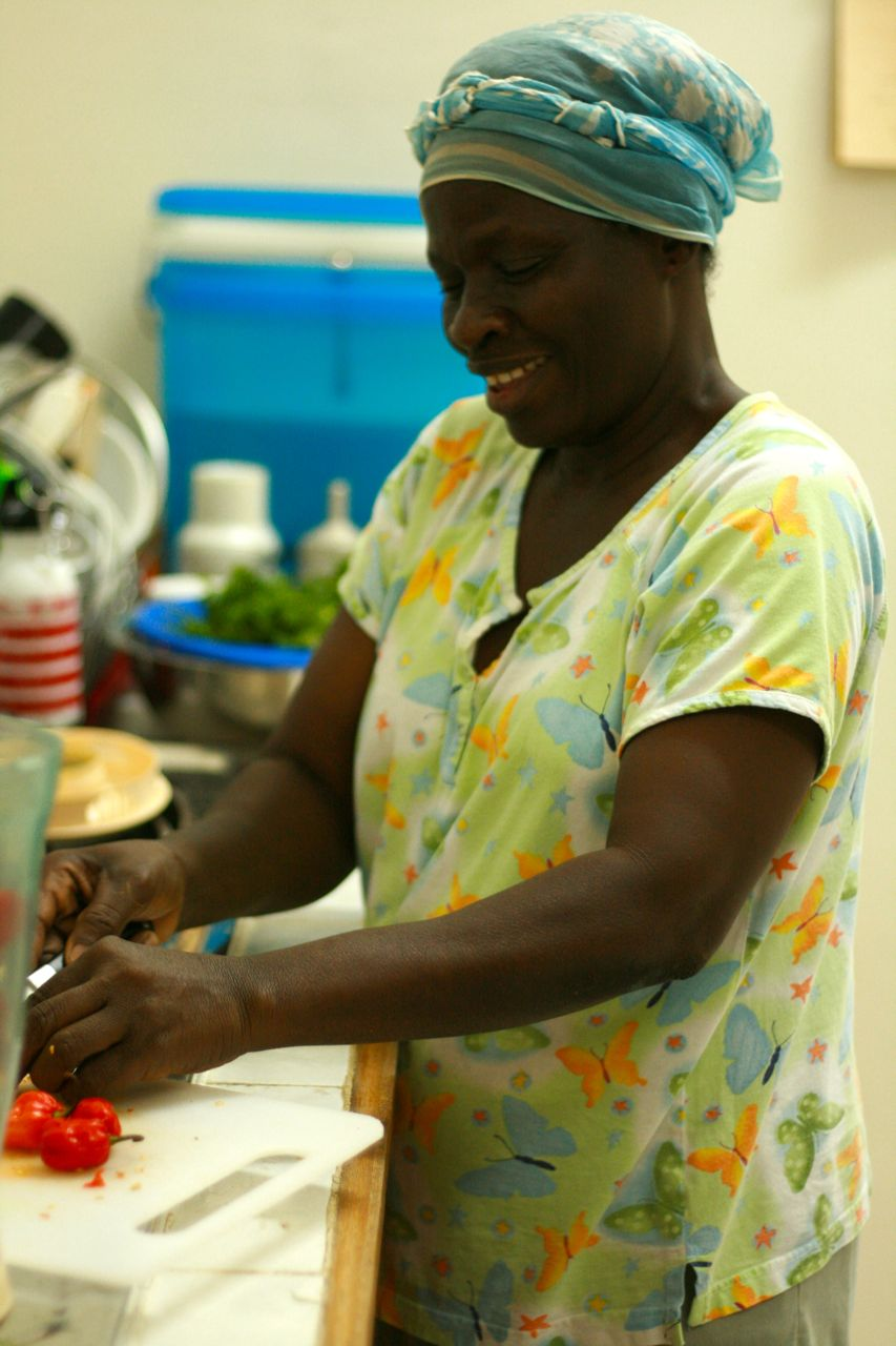 mama congo: Cooking with the Mamas: Pili-Pili Sauce
