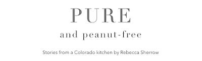 Pure and Peanut Free