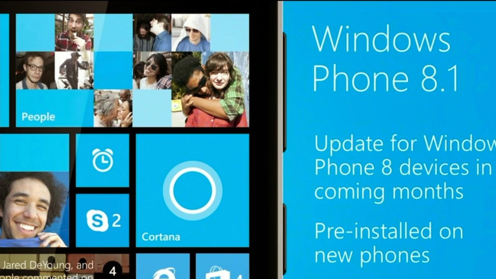Yaz l m devi microsoft build etkinli inde windows phone 8 1