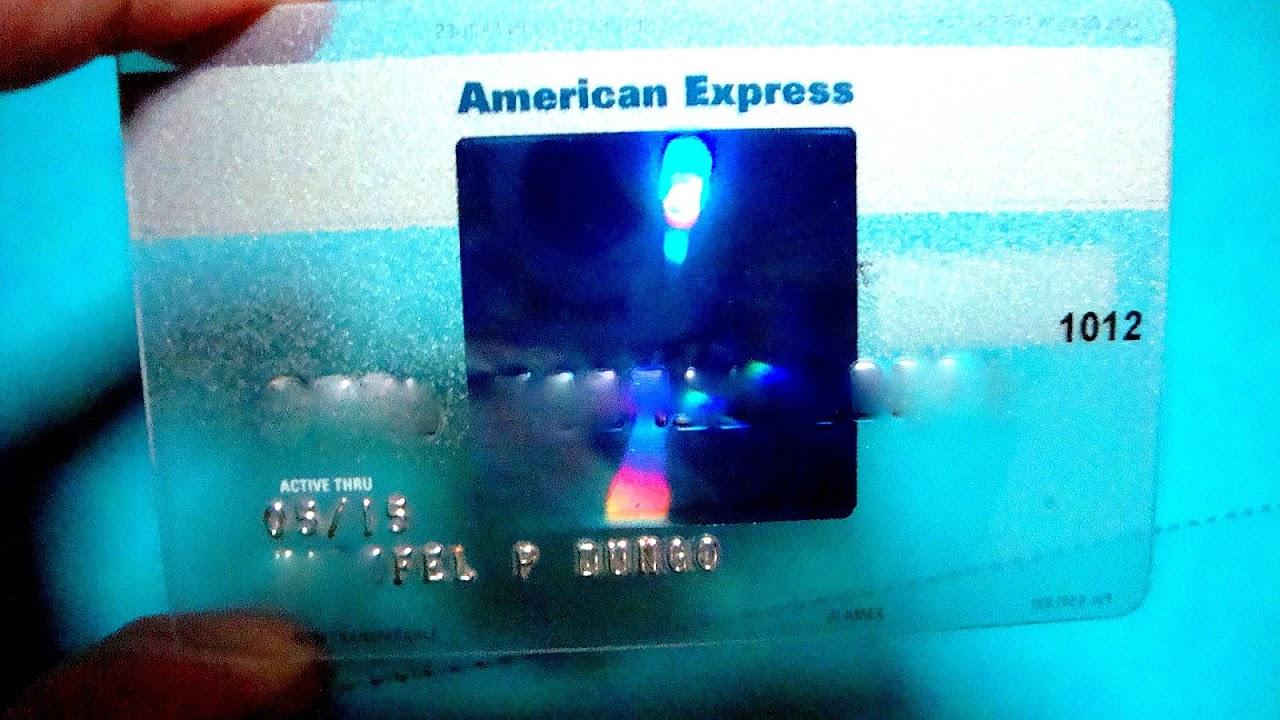 American Express Cash Rewards Card