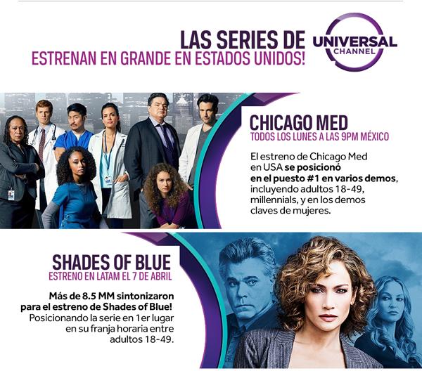 Universal-Channel