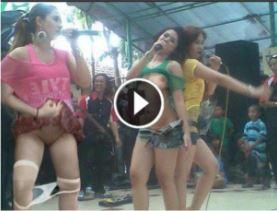 Nude Dancers Live!