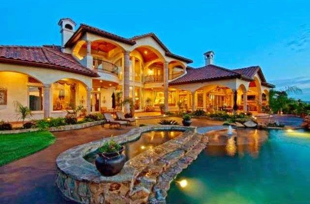 Maison de reve adle achte une maison de rve los angeles 930 mtres carr - Reve acheter une maison ...