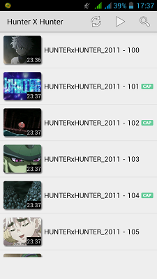 Koleksi,anime,mx,player,mxplayer,playlist,hunterxhunter,android,video