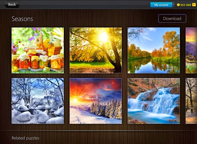 Magic Jigsaw Puzzles v1.7.0