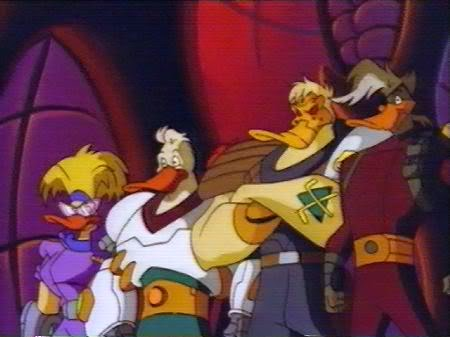 Saturday Mornings Forever The Mighty Ducks The Animated Series